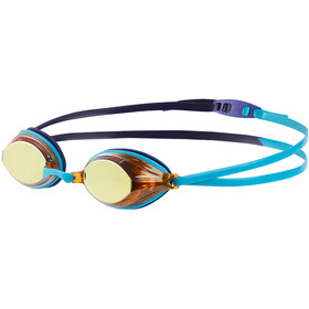 speedo Vengeance Mirror Goggle Turquoise/Ultramarine/Copper